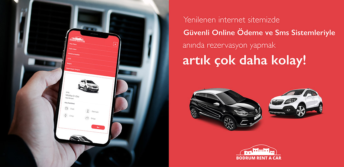 Bodrum Rent A Car